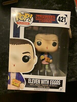Pop! TV: Stranger Things - Eleven With Eggos #421