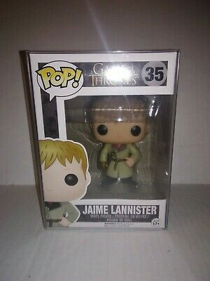 Funko POP Retired/Vaulted Jaime Lannister Gold Hand Game of Thrones #35