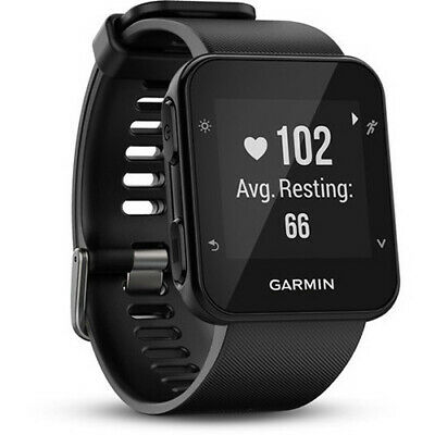 Garmin Forerunner 35 GPS Running Watch with Wrist-Based Heart Rate (Black) - UD