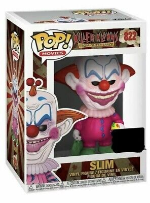 PREORDER Funko Pop KILLER KLOWNS FROM OUTER SPACE SLIM Shared NYCC Exclusive