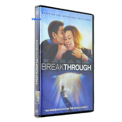 Breakthrough DVD Brand New sealed Wide Screen Free Fast Shipping