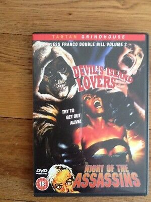 Devil's island lovers and night of the assassins  DVD