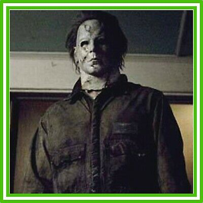 Bumpify Halloween Hot Movie Latex Horror Michael Myers Mask Adults Cosplay Full