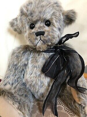 CHARLIE BEARS ALBERT with Tags Designed By Heather Lyell