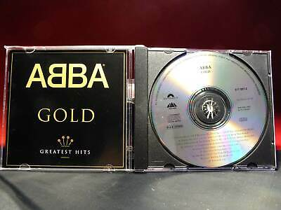 ABBA  GOLD  Greatest Hits   Polydor Polar  CD  Sonderpreis *