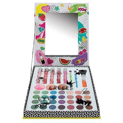 Girls Make-Up Kit Chit Chat Paint Box makeup collection Gift Set Teens Cosmetics