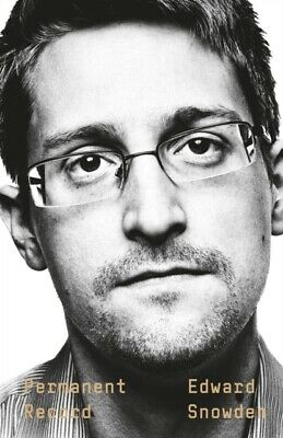 Permanent Record by Edward Snowden (Hardcover 2019)