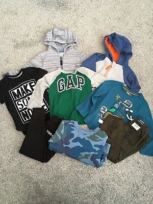 Boys 12-18 Month Bundle Inc Gap, Mothercare, Boots - Hoodies, Tops, Bottoms