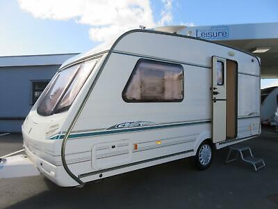 2001 Abbey Gts Vogue 215 2 Berth Touring Caravan .................Sorry Now Sold