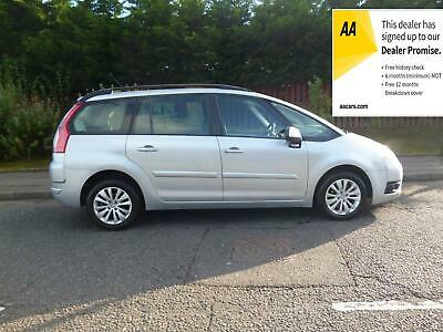 2009 Citroen C4 Grand Picasso 1.6HDi 16V VTR Plus 5dr MPV Diesel Manual