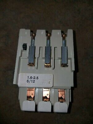 Telemecanique LB1-LC03M07 Thermal Magnetic Overload Module 1.6-2.5A