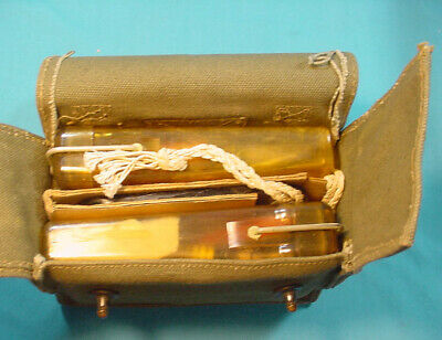 Wwii Us Army Air Forces Survival Kit Type E-17 With Contents