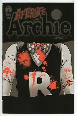 Afterlife with Archie  #2  * Variant *        NM