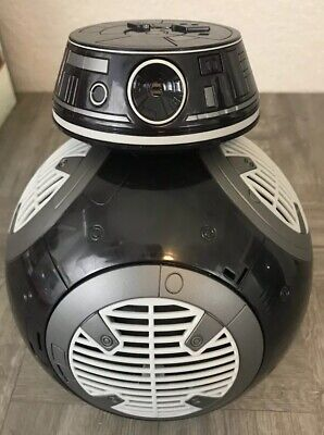 "Hot Toys Star Wars The Last Jedi Bb-9E Droid 12"" 1/6 Action Figure Tested"
