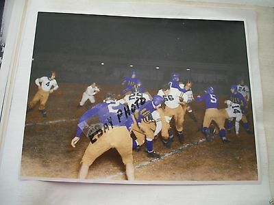 PHOTO NFL FOOTBALL PORTSMOUTH OHIO OH SPARTANS now DETROIT LIONS v CHICAGO BEARS