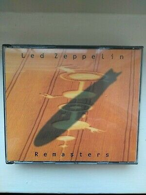 LED ZEPPELIN - REMASTERS. DOUBLE CD.  Excellent condition.