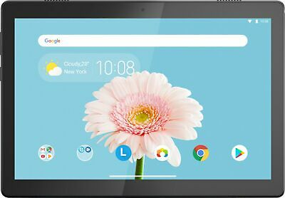 "Open-Box Excellent: Lenovo - Tab M10 - 10.1"" - Tablet - 32GB - Slate Black"