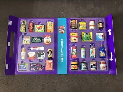 Coles Little Shop 2 - FULL SET WITH CASE