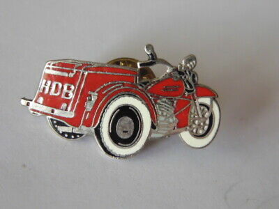 Harley-Davidson Pins Badge Collector Trike Hdb