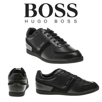 Hugo Boss Men Comfort Sneakers Lace up Sporty Casual Shoes Maze Lowp It 50407902