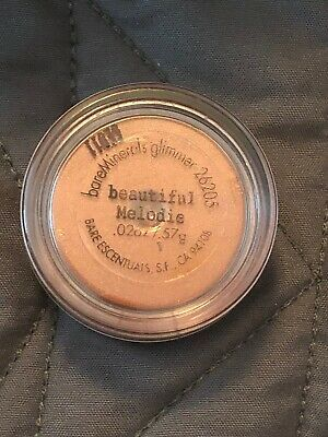 Bare Escentuals BareMinerals BEAUTIFUL MELODIE Eye Wet Dry Pigment Shadow Liner