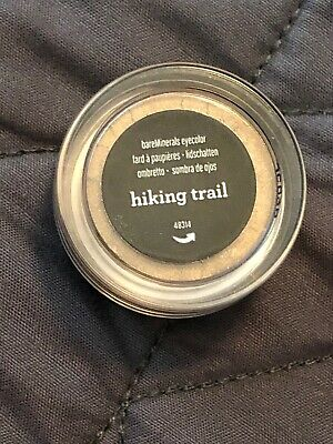 Bare Escentuals BareMinerals HIKING TRAIL Eye Wet Dry Pigment Shadow Liner XS