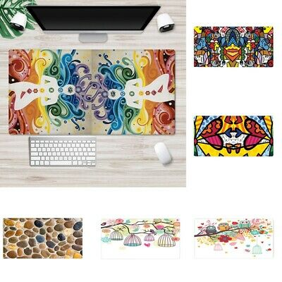 Mouse Pad Creative Pattern Desktop Computer Gaming Mat Rubber PC Mousepad Mats