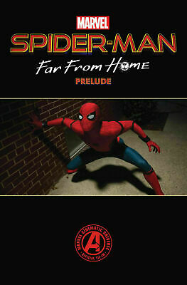 Spider-Man: Far From Home Prelude #1 photo cover NM- or better