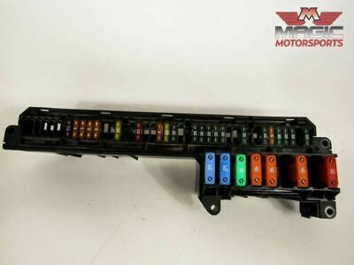 08-10 BMW E60 528 535 Fuse Box Relay Junction Power Distribution Right Front