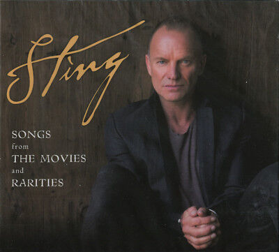 Sting ‎– Songs From The Movies And Rarities 2CD