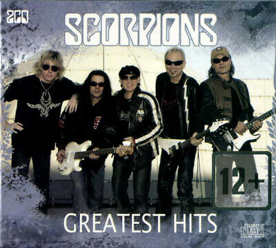 Scorpions - GREATEST HITS COLLECTION 2CD
