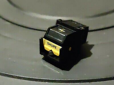 Shure Premier Cartridge With Working Stylus - Vintage Used Condition -