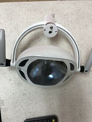 Dental Operatory Unit Surgical Oral Exam Head Light Cold Lamp Shadowless 22mm