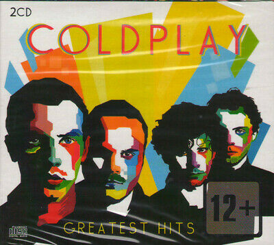 COLDPLAY - Greatest Hits Collection  2CD