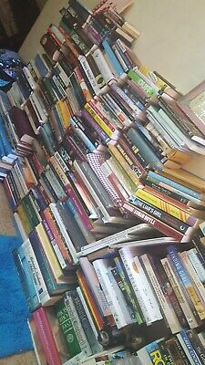 BULK LOT-SHOP FULL OF BOOKS- TAKE THEM ALL-shop closed down-PICK UP ONLY