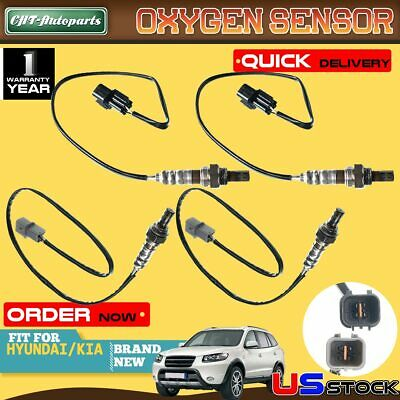 2 Oxygen O2 Sensor for Hyundai Santa Fe Kia Sorento 2003 04-2006 Downstream 3.5L
