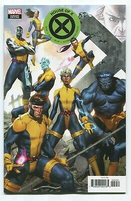 House of X & Powers of X #4 Molina Connecting Variant Set! See Scans!