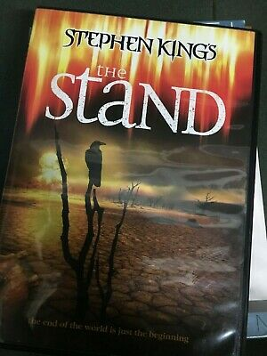 Stephen King's The Stand (DVD, 2013, 2-Disc Set)