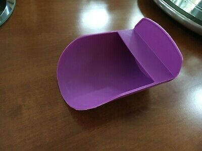Tupperware Rocker Scoop Flour Sugar Rice Cereal Pet Food Modular Mates New