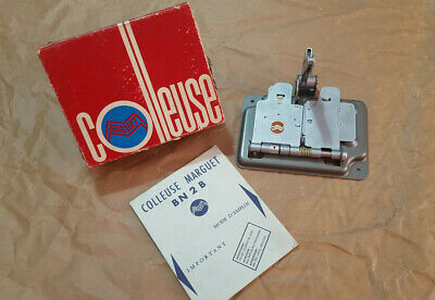 Colleuse Marguet Bn2B 8/16Mm - Vintage Film Cutter With Instructions Book In Box