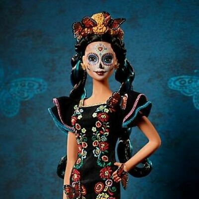 Barbie Dia De Los Muertos Doll 2019 -Day of The Dead -In Hand Ready to Ship!