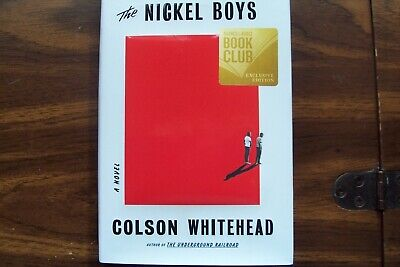 The NICKEL BOYS by Colton Whitehead
