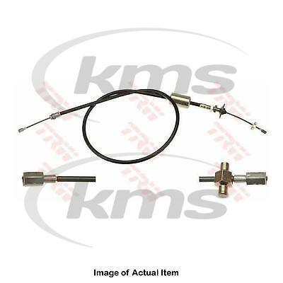 New Genuine TRW Clutch Cable GCC1545 Top German Quality