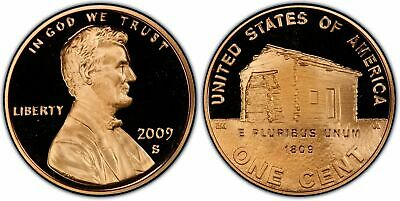 2009-S Proof Lincoln Cent Presidency Nice Coins Priced Right FREE S/&H