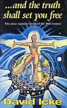 And the Truth Shall Set You Free by David Icke | Book | condition good