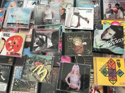Bulk Lot Music CDs Goop Departure Lounge Quick And The Dead Old Skool etc