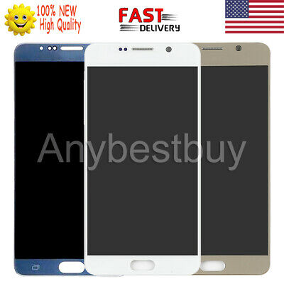 For Samsung Galaxy Note 5 N920 N920A TFT LCD Touch Screen Digitizer Replacement