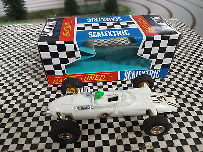 Scalextric C5 Vintage 60s Europa Vee  powersledge in superb original cond Boxed