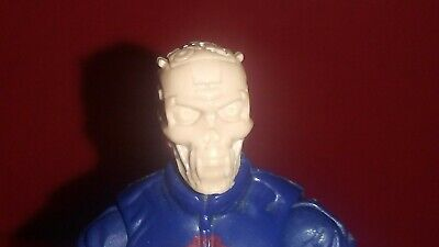 MH010 Cast Action figure headsculpt for use with 1:18th scale GI JOE Military