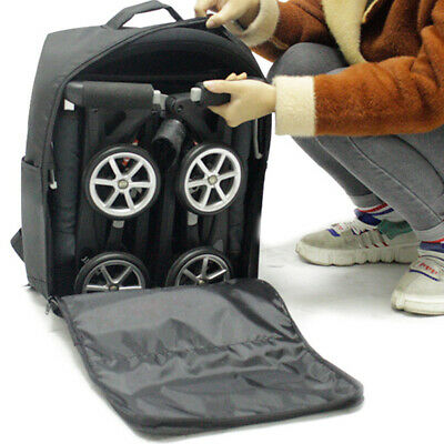 AU Baby Stroller Organizer Outdoor Storage Travel Bag Backpack Bags GB pockit